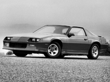 Images of Chevrolet Camaro RS 1989