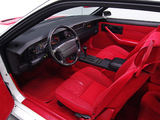 Images of Chevrolet Camaro Z28 25th Anniversary Heritage Edition 1992