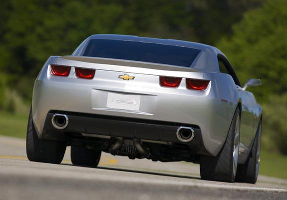 Images Of Chevrolet Camaro Concept 2006