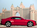 Images of Chevrolet Camaro SS 2009–13