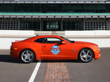Images of Chevrolet Camaro SS Indy 500 Pace Car 2010
