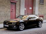 Images of Chevrolet Camaro RS 45th Anniversary EU-spec 2012