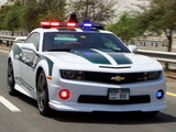 Images of Chevrolet Camaro SS Police 2013