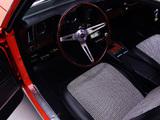 Photos of Chevrolet Camaro Z/28 RS 1969