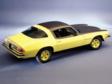 Photos of Chevrolet Camaro Rally Sport 1976–77