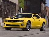 Photos of Chevrolet Camaro Transformers 2009