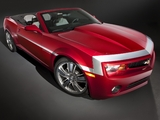 Photos of Chevrolet Camaro Red Zone Concept 2011