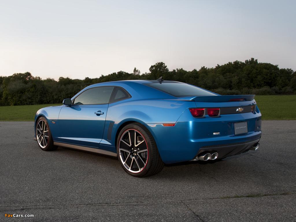 Photos of Chevrolet Camaro Hot Wheels Edition 2012 (1024 x 768)