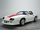Pictures of Chevrolet Camaro Z28 25th Anniversary Heritage Edition 1992