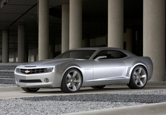 Pictures Of Chevrolet Camaro Concept 2006