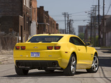 Pictures of Chevrolet Camaro Transformers 2009