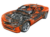 Pictures of Chevrolet Camaro SS 2009–13
