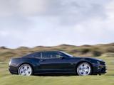 Pictures of Chevrolet Camaro RS 45th Anniversary EU-spec 2012