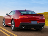 Pictures of Chevrolet Camaro SS 2013