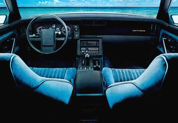 Chevrolet Camaro Berlinetta 1982 84 Wallpapers