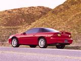 Chevrolet Camaro SS 1998–2002 wallpapers