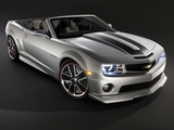 Chevrolet Camaro Synergy Concept 2011 wallpapers