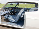 Chevrolet Caprice Custom Coupe (16647) 1966 pictures