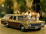 Chevrolet Caprice Station Wagon 1966 wallpapers