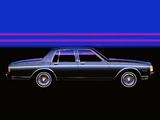 Chevrolet Caprice Classic 1977–86 images