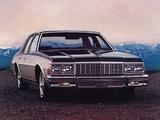 Chevrolet Caprice Classic 1977–86 pictures