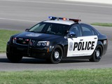 Chevrolet Caprice Police Patrol Vehicle 2010 photos