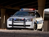 Chevrolet Caprice Police Patrol Vehicle 2010 pictures