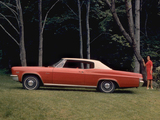 Images of Chevrolet Caprice Custom Coupe (16647) 1966