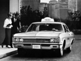 Images of Chevrolet Caprice Taxi 1966