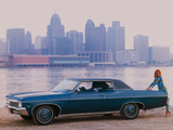 Images of Chevrolet Caprice Custom Coupe (16647) 1970