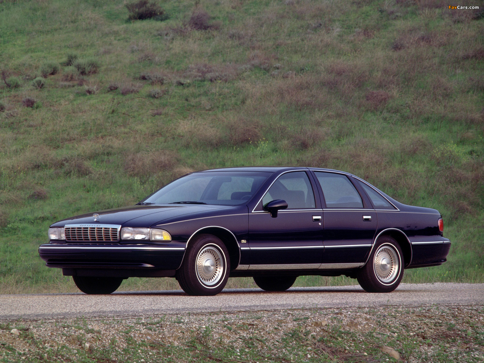 Images Of Chevrolet Caprice Classic 1993 96 1600x1200