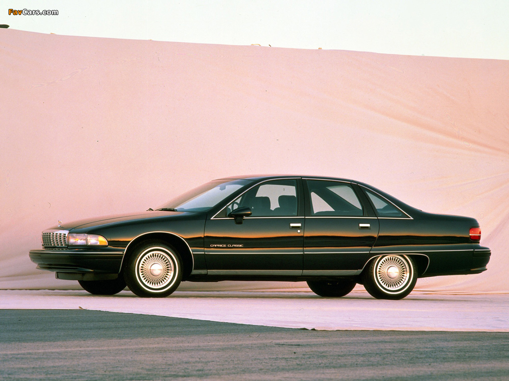 Photos Of Chevrolet Caprice Classic 1991 93 1024x768