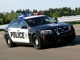 Photos of Chevrolet Caprice Police Patrol Vehicle 2010