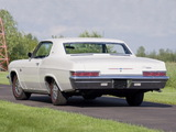 Pictures of Chevrolet Caprice Custom Coupe (16647) 1966