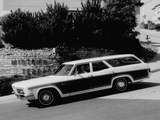Pictures of Chevrolet Caprice Station Wagon 1966