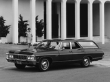 Pictures of Chevrolet Caprice Station Wagon 1967