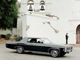 Pictures of Chevrolet Caprice Coupe 1969