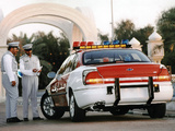 Pictures of Chevrolet Caprice Police 1999–2003
