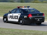 Pictures of Chevrolet Caprice Police Patrol Vehicle 2010