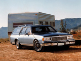 Chevrolet Caprice Estate Wagon 1986 wallpapers