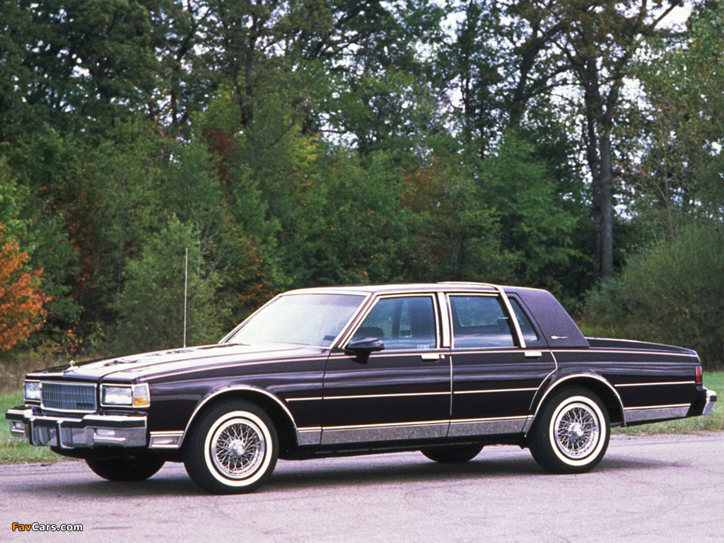 All Chevy 1987 chevrolet caprice classic brougham : Chevrolet Caprice Classic Brougham LS 1987–90 wallpapers (1024x768)