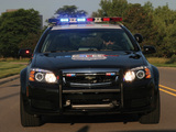Chevrolet Caprice Police Patrol Vehicle 2010 wallpapers