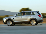 Chevrolet S3X Concept 2004 photos