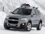 Chevrolet Captiva 2011–13 images