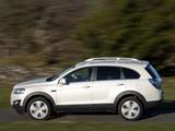 Chevrolet Captiva UK-spec 2011 photos