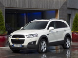 Chevrolet Captiva 2011–13 pictures