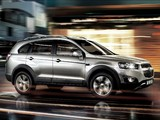 Chevrolet Captiva CN-spec 2011 pictures