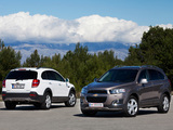 Chevrolet Captiva 2013 images