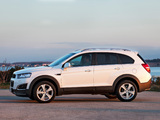 Chevrolet Captiva 2013 photos
