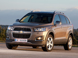 Chevrolet Captiva 2013 pictures